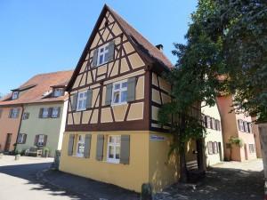 Altstadthaus Dinkelsbühl, Vordere Priestergasse