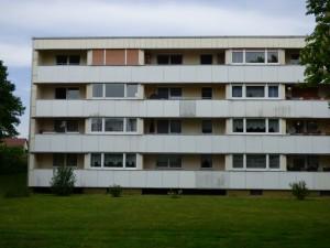 Ansicht Hoffeld Dinkelsbühl Eigentumswohnung
