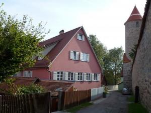 Altstadthaus - Dinkelsbühl