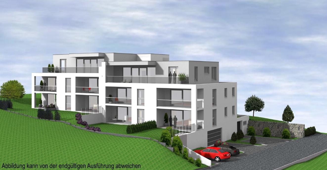 Neubau: Eigentumswohnungen Dinkelsbühl   brenner IMMOBILIEN GmbH