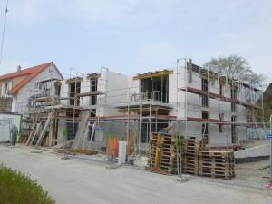 Aussenansicht Neubau Feuchtwangen