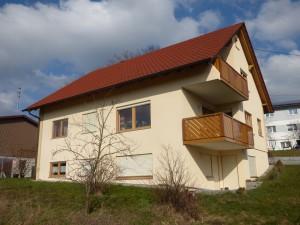 Aussenansicht Wohnhaus Fichtenau