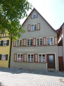 Altstadthaus Dinkelsbühl