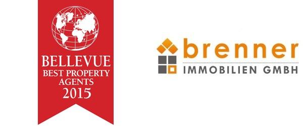 Immobilienmakler – Auszeichnung: Bellvue Best Property Agent 2015