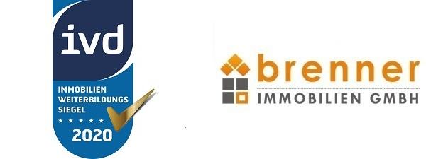 IVD Immobilien – Brenner Immo erhält Fortbildungszertifikat 2020