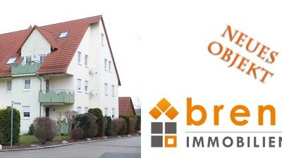 Dinkelsbühl – Kreuzespan: Eigentumswohnung neu im Verkauf