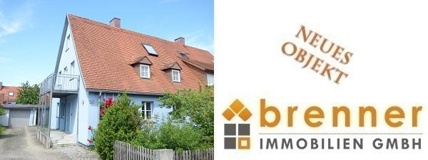Neu im Verkauf: Doppelhaushälfte in 91550 Dinkelsbühl / Hoffeld