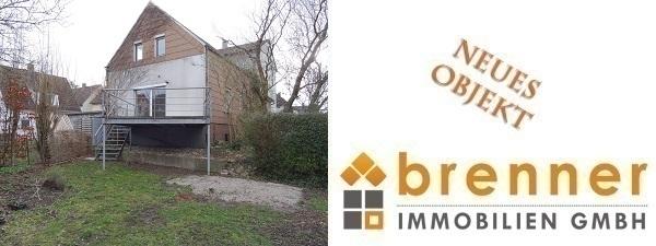 Aalen-Mitte! Großzügige Doppelhaushälfte mit Baugrundstück zu verkaufen