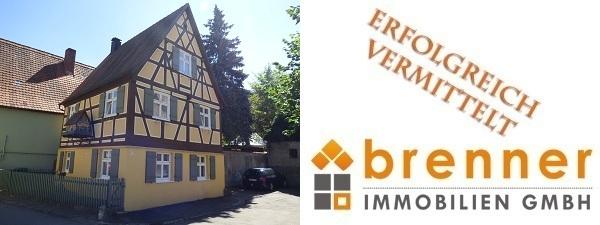 Erfolgreich verkauft: Altstadthaus in Dinkelsbühl
