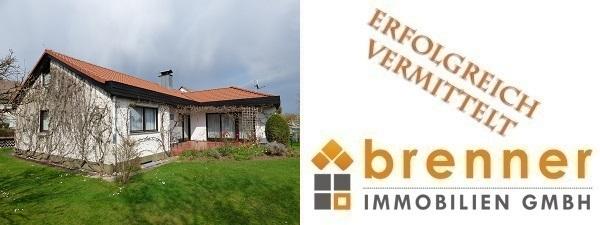 Erfolgreich vermittelt: Einfamilienhaus ( Bungalow ) in 91550 Dinkelsbühl / Mittelfranken