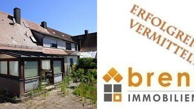 Erfolgreich vermittelt: Sanierungsbedürftige Doppelhaushälfte in 91550 Dinkelsbühl / Mittelfranken