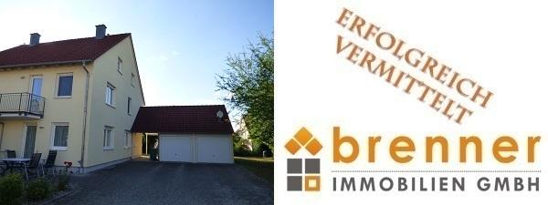 Erfolgreich vermittelt: Doppelhaushälfte in 91555 Feuchtwangen – Fürstenruh