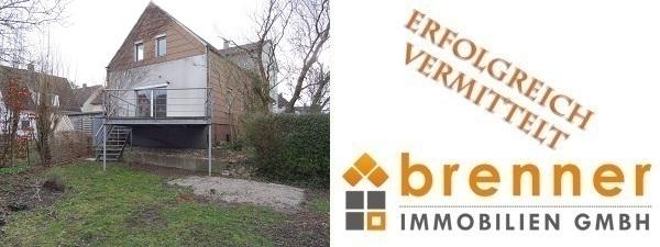 Erfolgreich vermittelt: Aalen-Mitte! Großzügige Doppelhaushälfte mit Baugrundstück