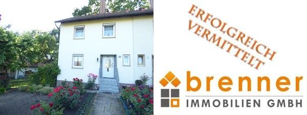 Erfolgreich verkauft: Doppelhaushälfte in Wieseth