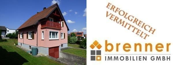 Erfolgreich vermittelt: Einfamilienhaus mit Potential in 91602 Dürrwangen / Mittelfranken