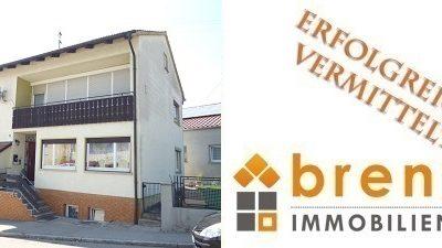 Erfolgreich vermittelt: Renovierungsbedürftiges Einfamilienhaus in 73497 Tannhausen / Ostalbkreis