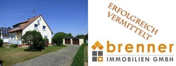 Erfolgreich vermittelt: Ein-/Zweifamilienhaus mit 4 Garagen in 73497 Tannhausen / Ostalbkreis