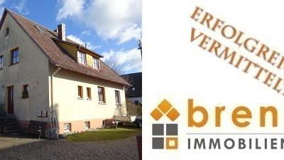 Erfolgreich vermittelt: Einfamilienhaus / Zweifamilienhaus in 91634 Wilburgstetten