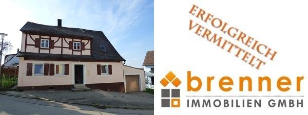 Erfolgreich vermittelt: Wohnhaus in Schopfloch
