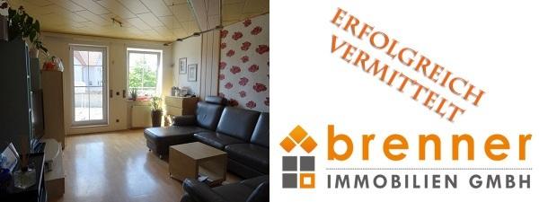 Erfolgreich verkauft: Eigentumswohnung in Essingen / Ostalbkreis