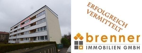 Erfolgreich vermittelt: Renovierungsbedürftige 3-Zimmer – Eigentumswohnung in 91550 Dinkelsbühl – Hoffeld