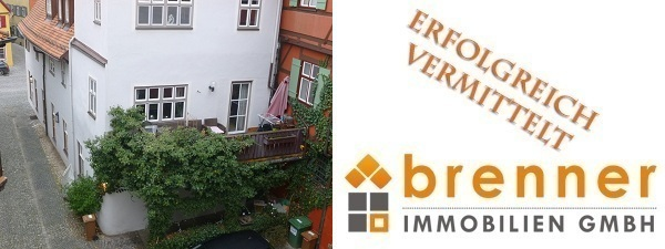 91550 Dinkelsbühl / Mittelfranken: Eigentumswohnung erfolgreich vermittelt