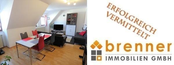 Erfolgreich vermittelt: 2-Zimmer – Eigentumswohnung vor den Toren der Altstadt von Dinkelsbühl