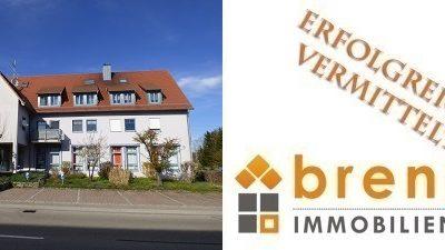 Erfolgreich vermittelt: Eigentumswohnung, 73495 Stödtlen / Ostalbkreis