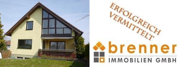 Erfolgreich verkauft: Einfamilienhaus in Unterschneidheim