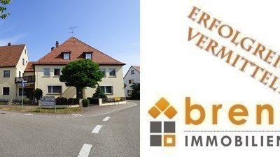 Erfolgreich vermittelt: (Kern-) Sanierungsbedürftiges Gebäudeensemble in der Ortsmitte von 91580 Petersaurach – Großhaslach