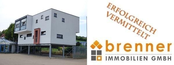Erfolgreich vermittelt: Bopfingen – Bürogebäude mit Hallen- / Lagerkomplex