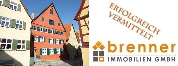 Erfolgreich vermittelt: Sanierungsobjekt ( Denkmalschutz ) in 91550 Dinkelsbühl