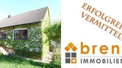 Erfolgreich vermittelt: Einfamilienhaus in 91732 Merkendorf / Mittelfranken