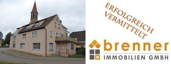 Erfolgreich vermittelt: Wohn- und Geschäftshaus, 91632 Wieseth / Mittelfranken