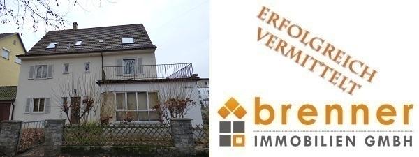 Erfolgreich vermittelt: Wohn- und Geschäftshaus in 73525 Schwäbisch Gmünd / Ostalbkreis