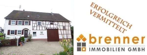 Fichtenau – Oberdeufstetten: Zweifamilienhaus erfolgreich vermittelt