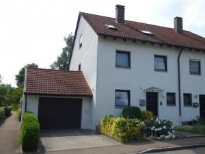 Doppelhaushälfte DHH Dinkelsbühl Hoffeld