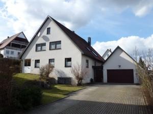 Einfamilienhaus Dinkelsbühl