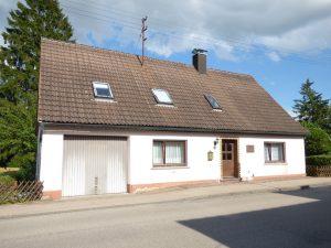 Einfamilienhaus Fichenau - Unterdeufstetten