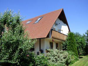 Einfamilienhaus Unterschwaningen