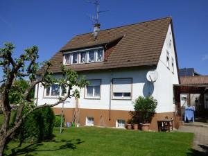 Einfamilienhaus Zweifamilienhaus Wört Verkauf