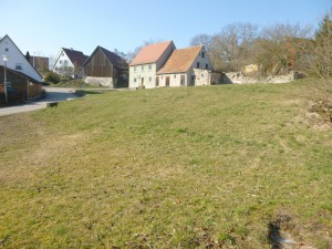 Grundstück und Anwesen