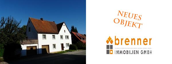Neue Immobilie im Verkauf: Großes Einfamilienhaus in Dürrwangen