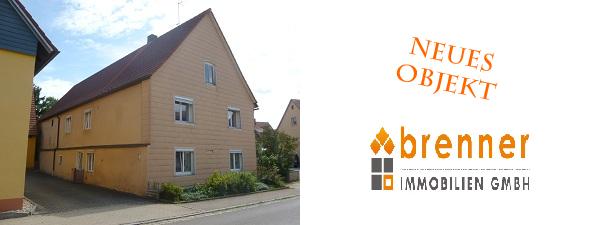 Neue Immobilie im Verkauf – Weiltingen