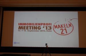 Immobilienprofi - Meeting 2013