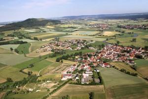Luftbild Wittelshofen