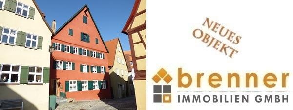 Neu im Verkauf: Sanierungsobjekt ( Denkmalschutz ) in 91550 Dinkelsbühl