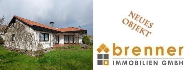 Neu im Verkauf: Einfamilienhaus ( Bungalow ) in 91550 Dinkelsbühl / Mittelfranken