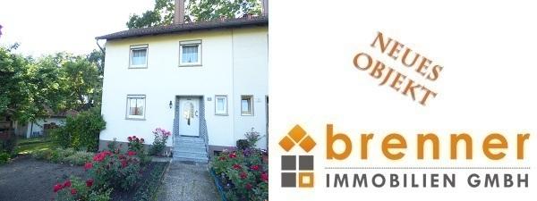 Neu im Verkauf: Doppelhaushälfte in Wieseth