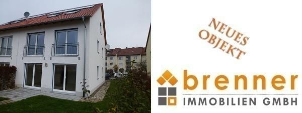 Neu im Verkauf: Doppelhaushälfte in 91555 Feuchtwangen / Mittelfranken